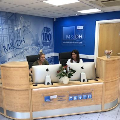 M&DH Insurance Services Ltd